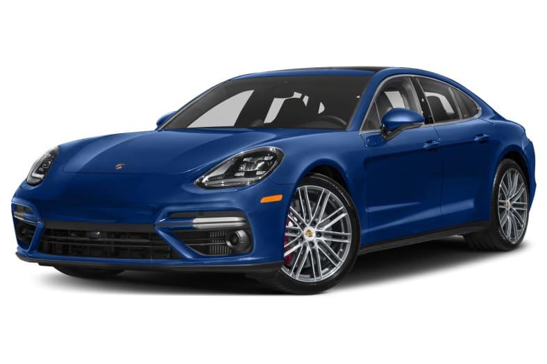 2018 Porsche Panamera Turbo Executive 4dr All-wheel Drive Hatchback