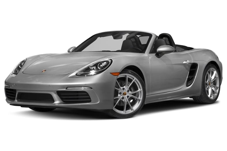 2017 718 Boxster
