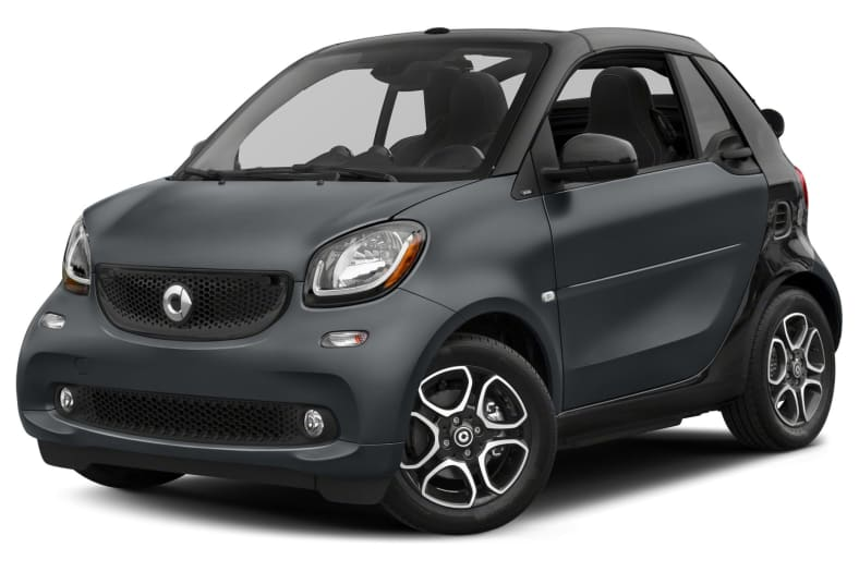 2017 fortwo