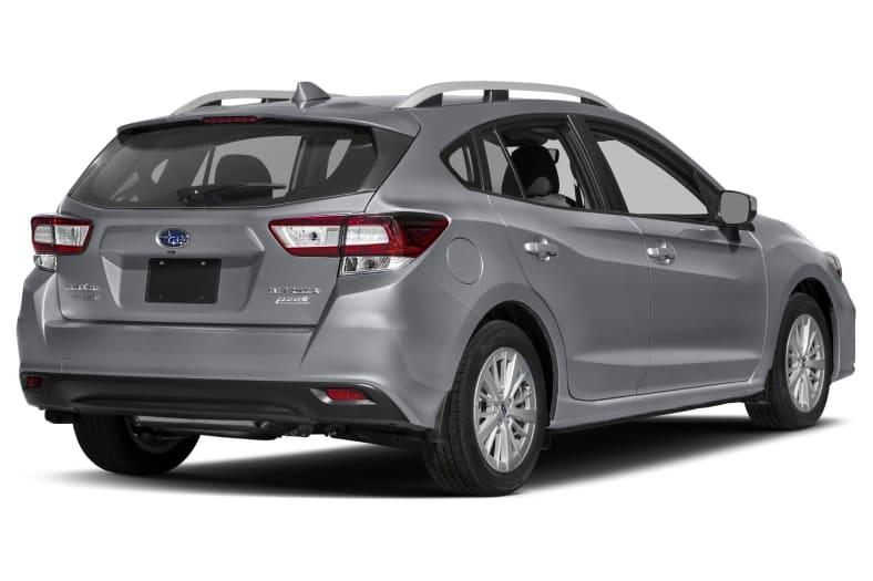 2018 Subaru Impreza Exterior Photo