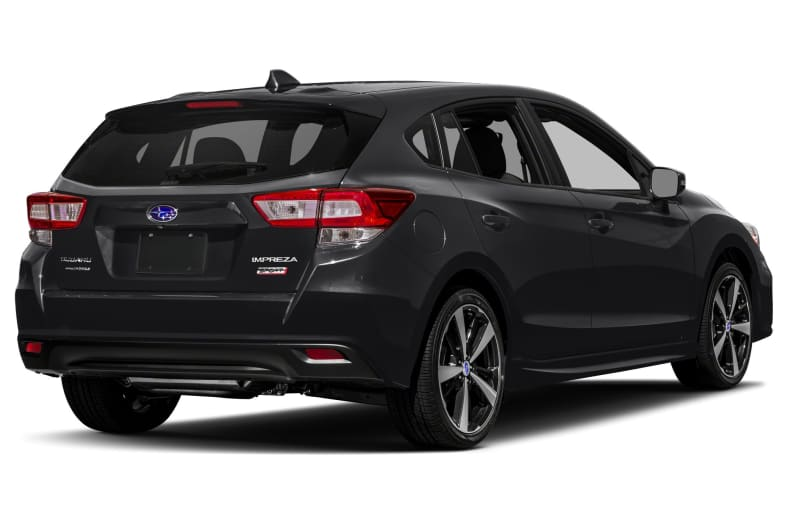 2018 subaru impreza sport 4dr all wheel drive hatchback pictures. Black Bedroom Furniture Sets. Home Design Ideas