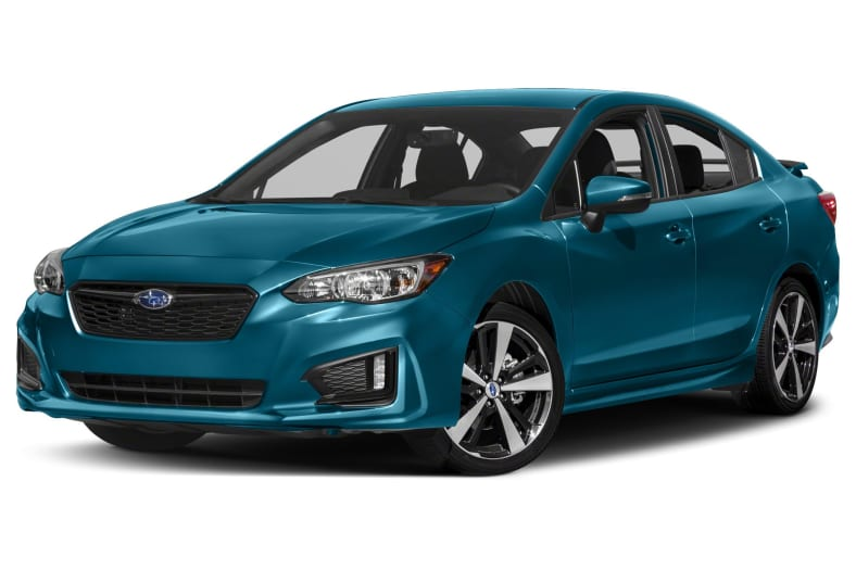 2018 Subaru Impreza 2 0i Sport 4dr All Wheel Drive Sedan Pictures