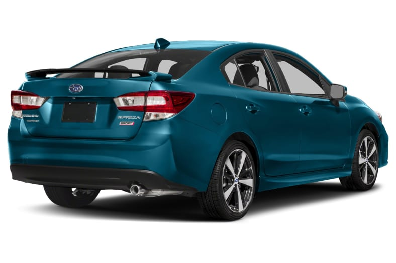 2018 Subaru Impreza 2 0i Sport 4dr All Wheel Drive Sedan Pictures