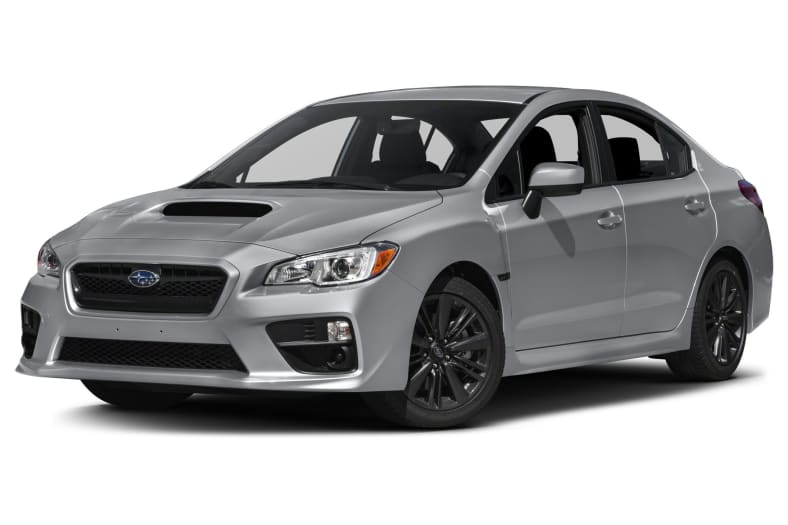 2017 Subaru WRX Information