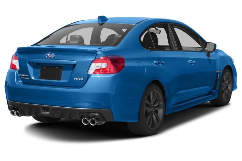 2016 Subaru WRX Limited 4dr All wheel Drive Sedan Specs and Prices