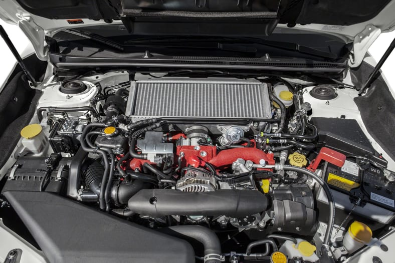 2016 Subaru WRX STI Limited w Wing 4dr All wheel Drive Sedan Pricing