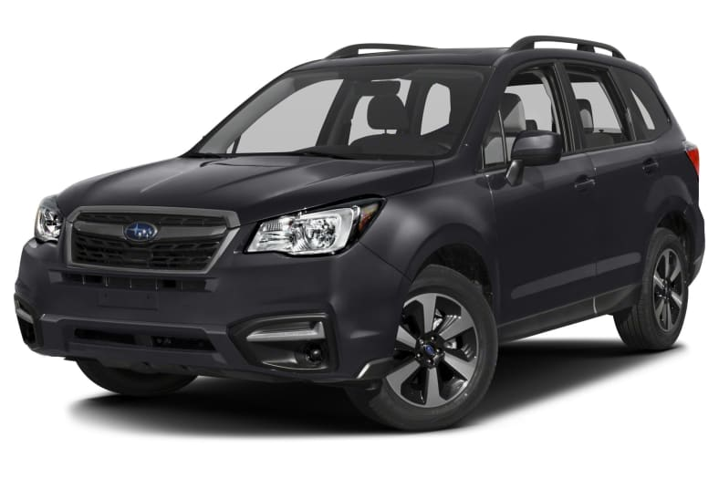 2017 Subaru Forester 2 5i Premium 4dr All wheel Drive