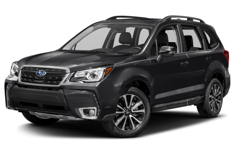 2017 Subaru Forester 2 0xt Touring 4dr All Wheel Drive