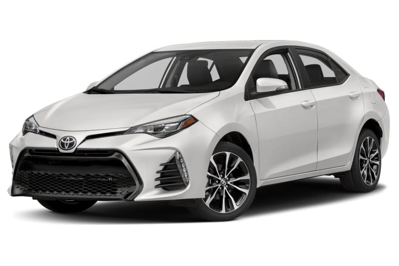 2014 Toyota Corolla For Sale >> 2017 Toyota Corolla SE Special Edition 4dr Sedan Pictures