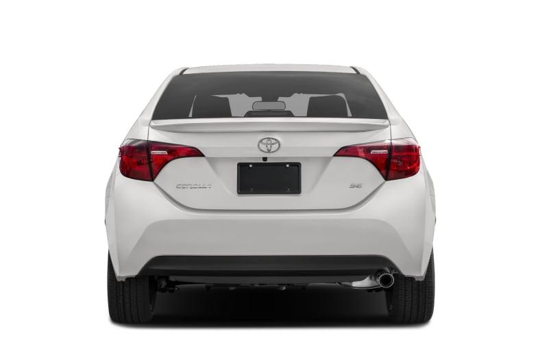 2018 Toyota Corolla Exterior Photo