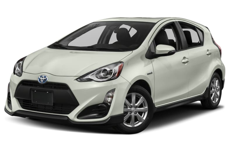 Inspirational 2017 toyota Prius C Two