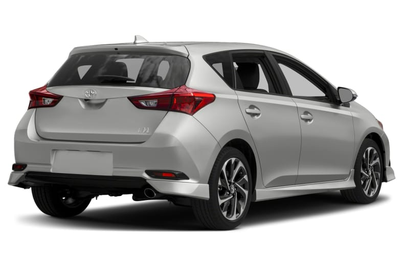 2017 Toyota Corolla iM Exterior Photo