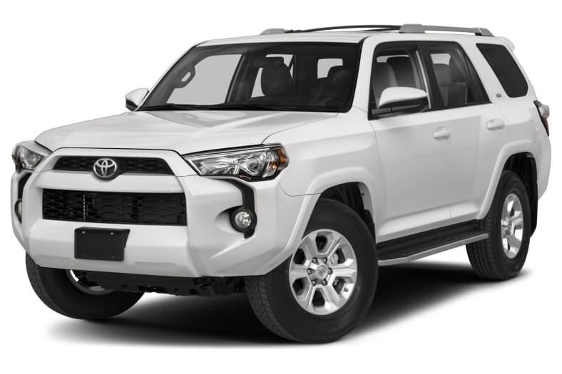 2018 Toyota 4Runner 4wd SUV | Keep it wild