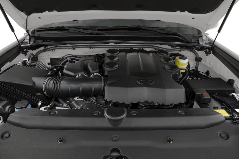 2017 Toyota 4Runner Exterior Photo