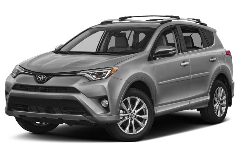 2017 Toyota Rav4 Platinum 4dr All Wheel Drive Pictures