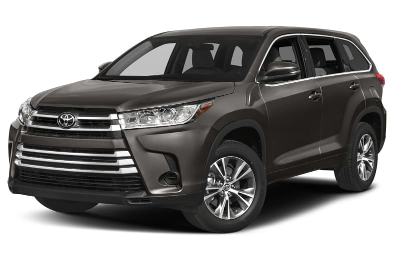2017 toyota highlander information. Black Bedroom Furniture Sets. Home Design Ideas