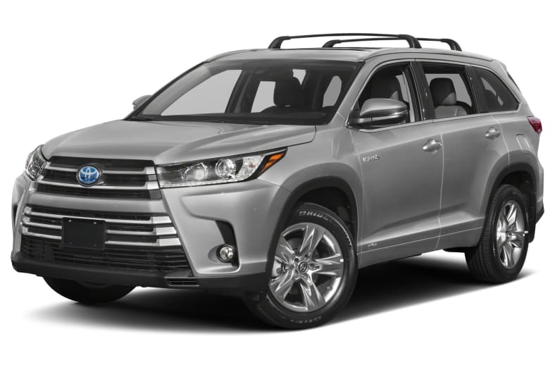2018 toyota highlander hybrid information. Black Bedroom Furniture Sets. Home Design Ideas