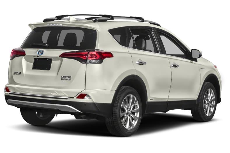 2018 toyota rav4 hybrid limited 4dr all wheel drive pictures. Black Bedroom Furniture Sets. Home Design Ideas