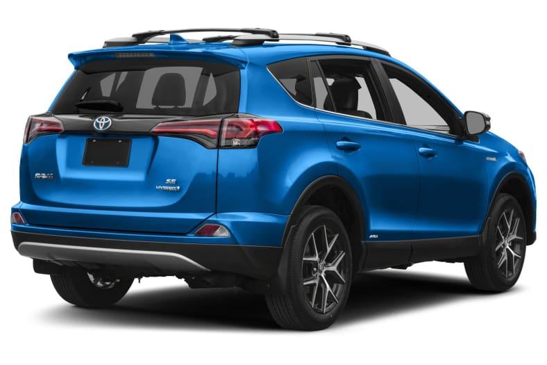 2017 toyota rav4 hybrid se 4dr all wheel drive pictures. Black Bedroom Furniture Sets. Home Design Ideas