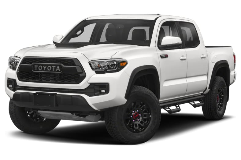 2017 Toyota Ta a TRD Pro V6 4x4 Double Cab 127 4 in WB