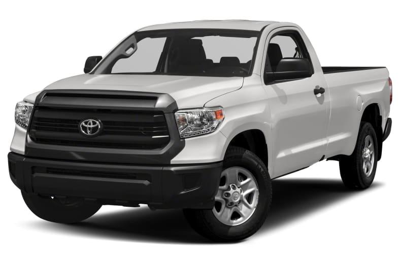 2017 Toyota Tundra Information