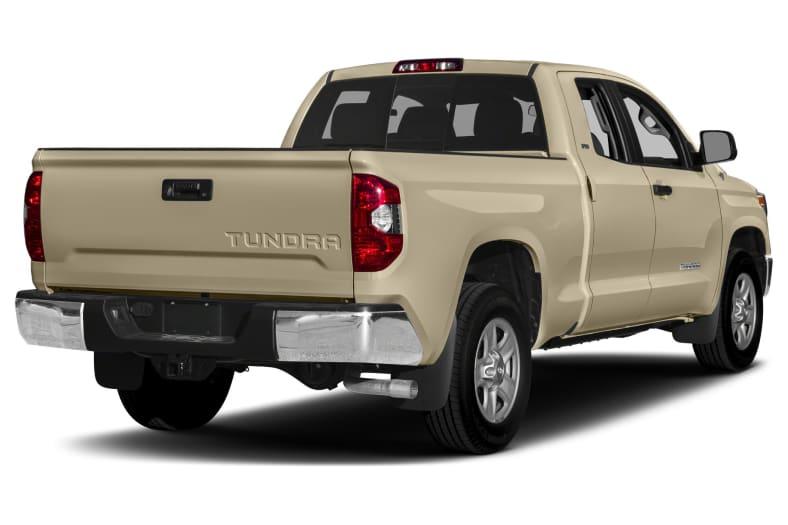 2016 Toyota Tundra SR5 5.7L V8 4x4 Double Cab Long Bed 8 ...