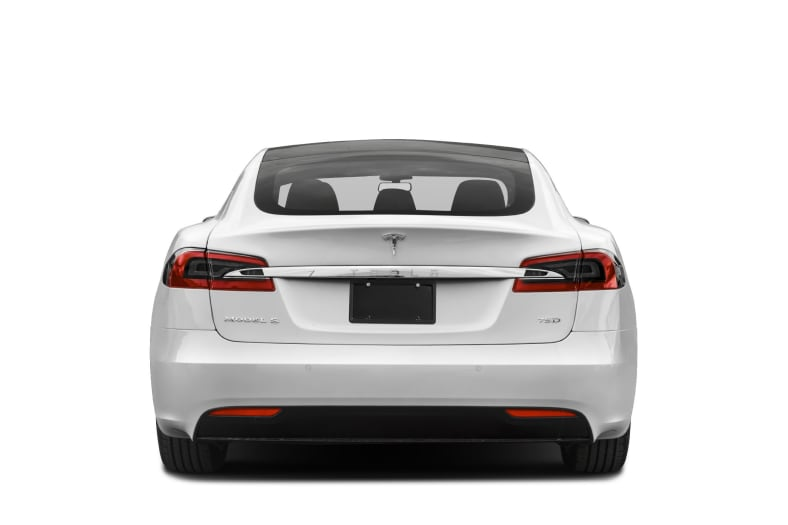 2017 Tesla Model S Exterior Photo