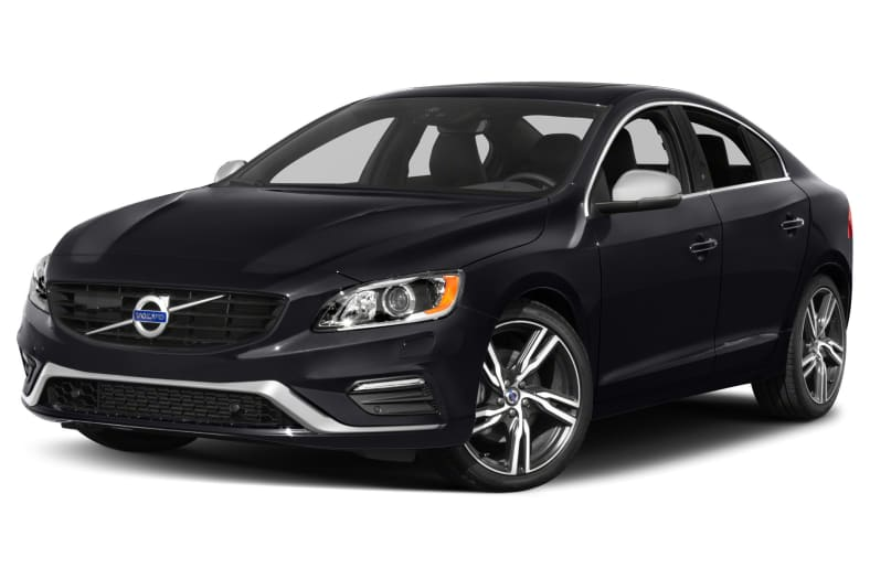 T6 R Design Platinum 4dr All Wheel Drive Sedan 2018 Volvo S60