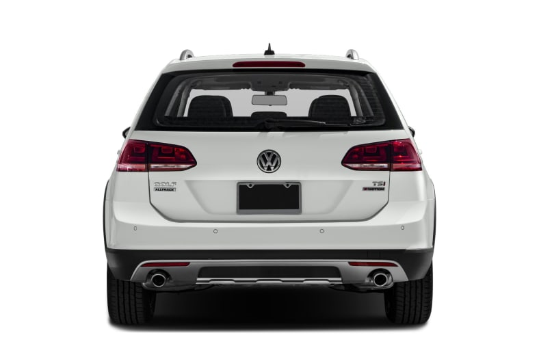 2017 Volkswagen Golf Alltrack Exterior Photo