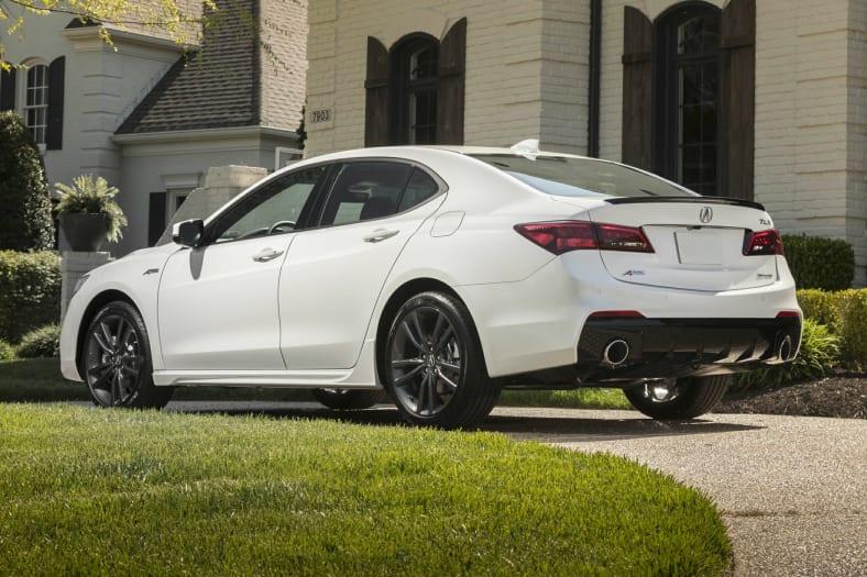 2020 Acura Tlx 2 4l A Spec Pkg 4dr Front Wheel Drive Sedan Pricing