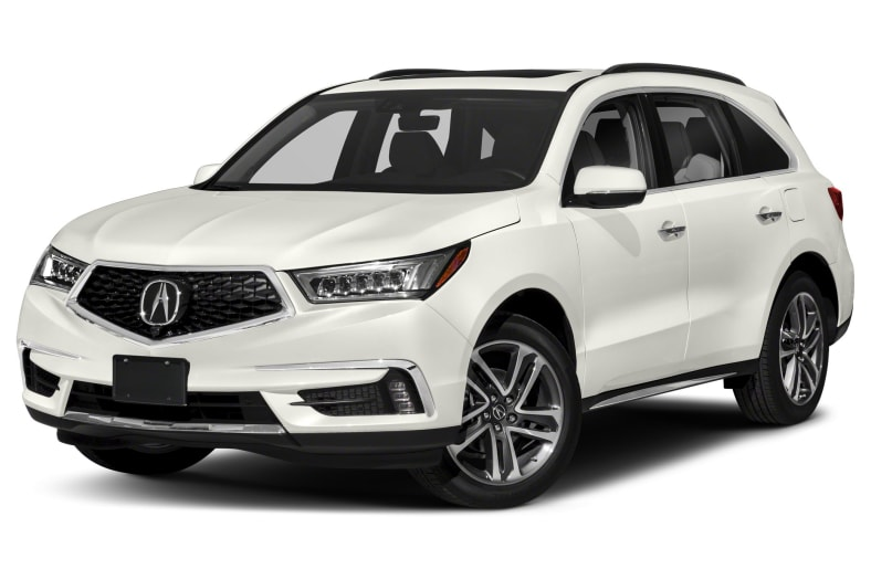 2018 acura mdx 3 5l w advance package 4dr front wheel. Black Bedroom Furniture Sets. Home Design Ideas