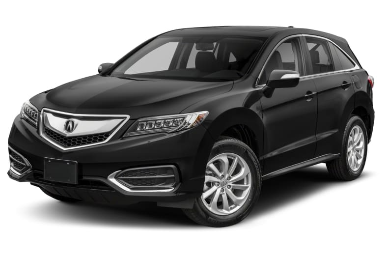 2018 Acura RDX Technology Package 4dr All wheel Drive Information