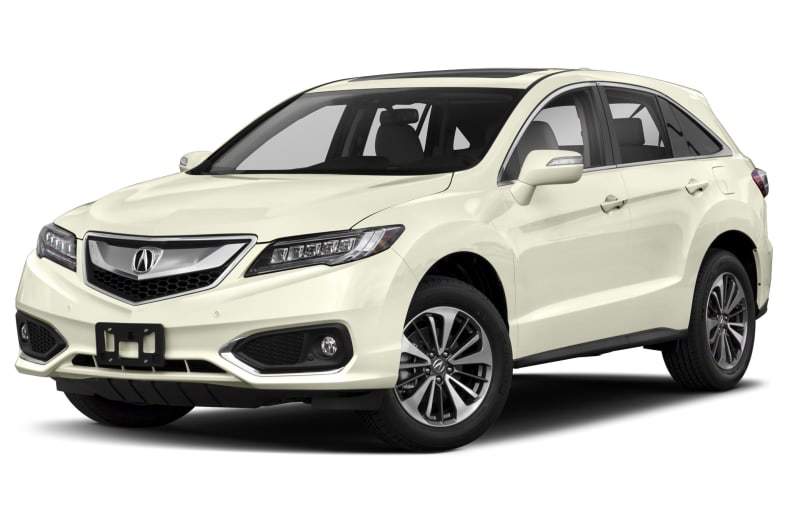 2018 Acura RDX Advance Package 4dr Front-wheel Drive ...