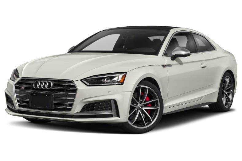 2018 Audi S5 Information