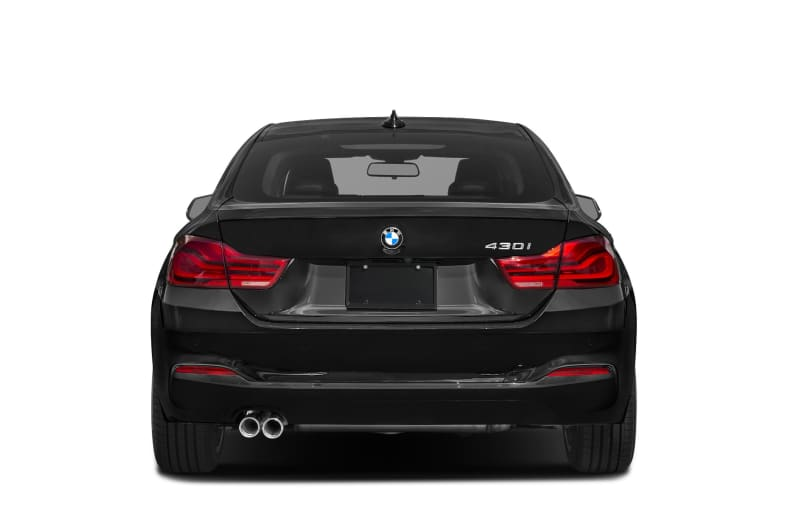 2018 BMW 430 Gran Coupe Exterior Photo