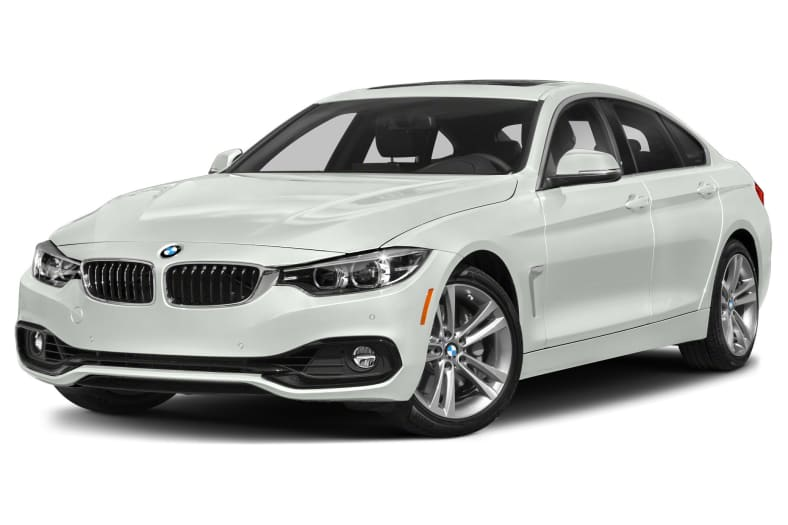 2018 BMW 440 Gran Coupe Photos