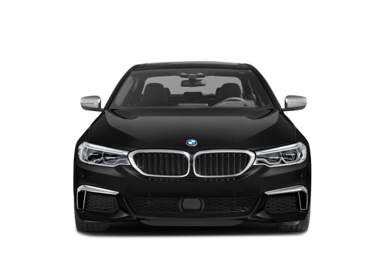 2018 BMW M550 Exterior Photo