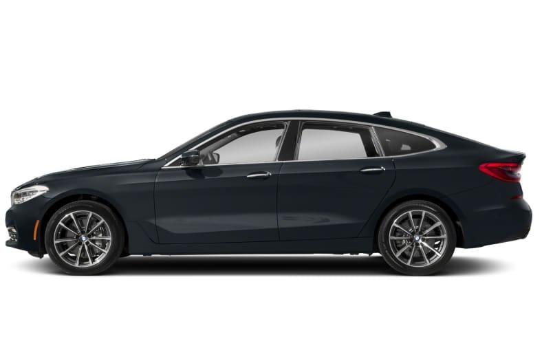2018 BMW 640 Gran Turismo Exterior Photo