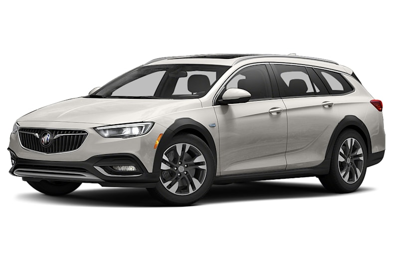 2018 Buick Regal TourX Exterior Photo