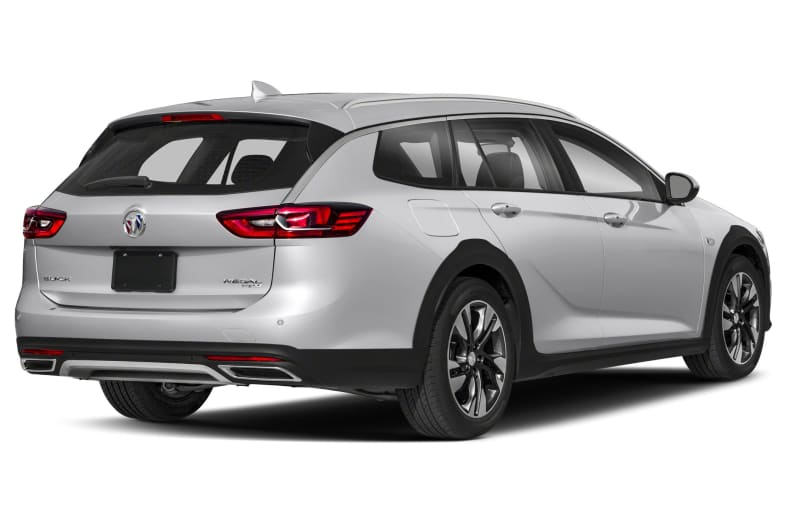 2018 Buick Regal TourX Preferred 4dr All-wheel Drive Wagon Pictures | Autoblog