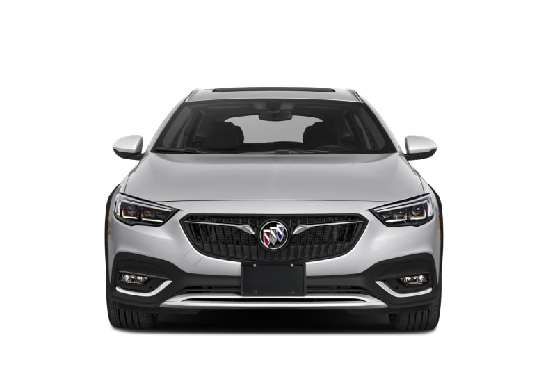 2018 Buick Regal TourX Preferred 4dr All-wheel Drive Wagon Pictures   Autoblog