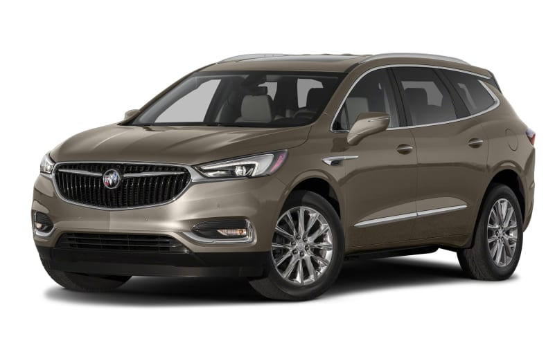 2018 Buick Enclave Information