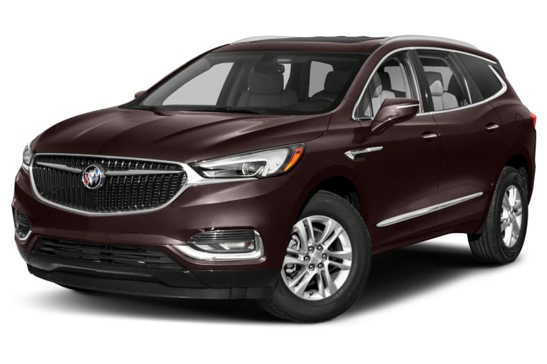 2018 buick enclave information. Black Bedroom Furniture Sets. Home Design Ideas
