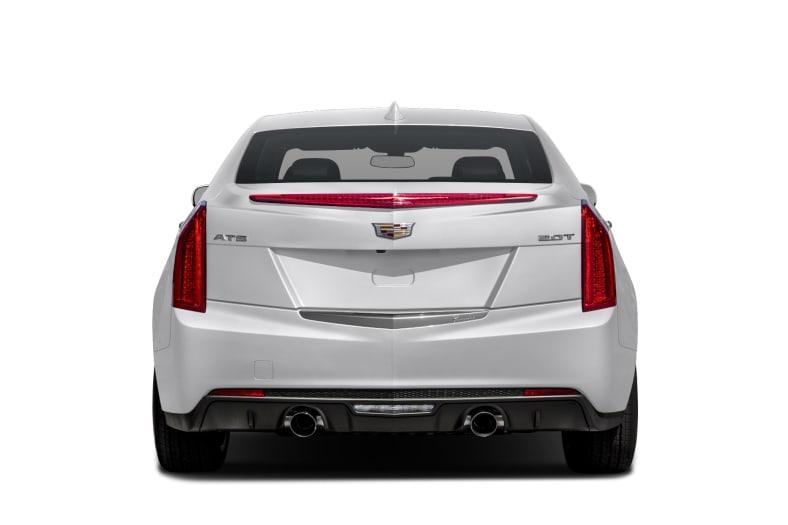 2018 Cadillac ATS Exterior Photo