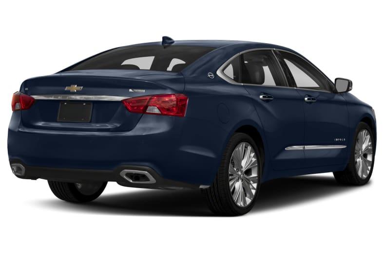 2018 Chevrolet Impala Premier W 2lz 4dr Sedan Pictures