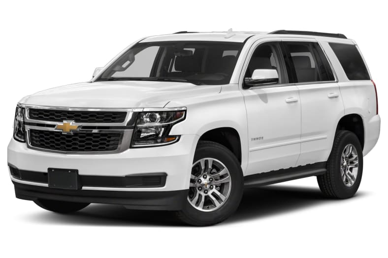 2018 Chevrolet Tahoe Information