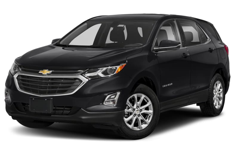 2018 Chevrolet Equinox Lt W 2lt All Wheel Drive Pictures