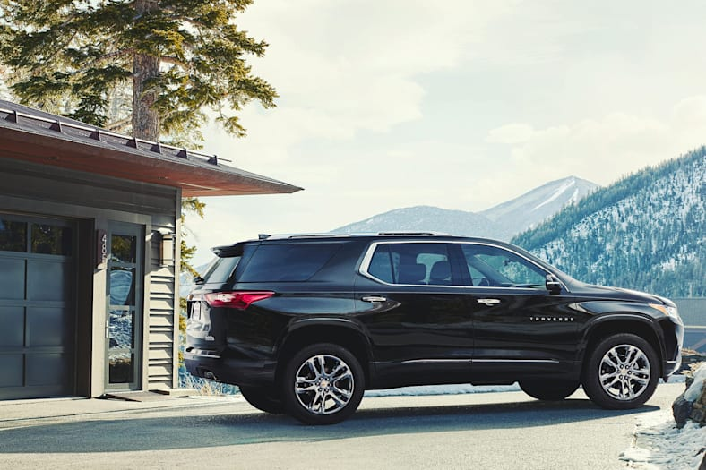 2020 Chevy Traverse: Changes, Specs, PRice >> 2020 Chevrolet Traverse High Country Front Wheel Drive Specs And Prices