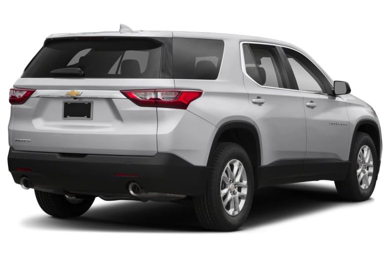 2018 Chevrolet Traverse Exterior Photo
