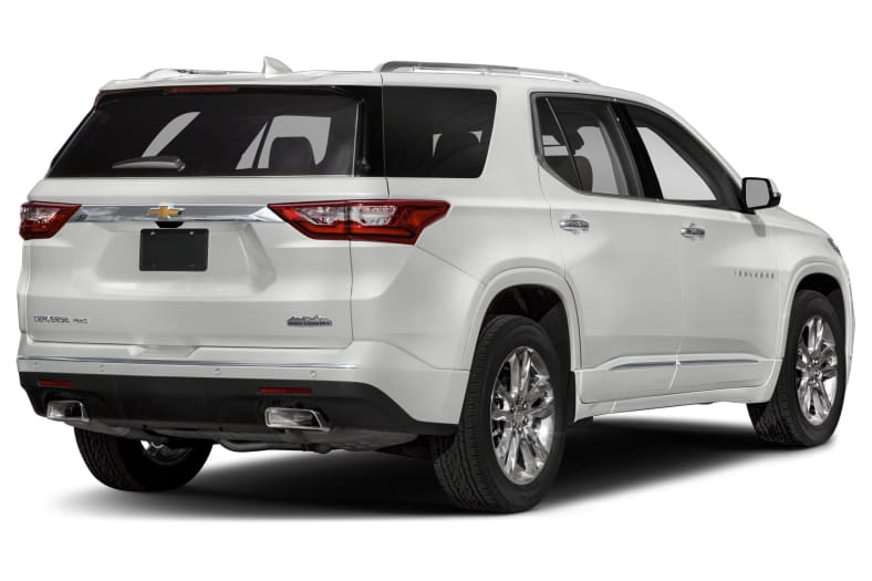 2018 chevrolet traverse high country all